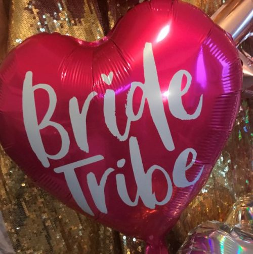 Bride Tribe Balloon