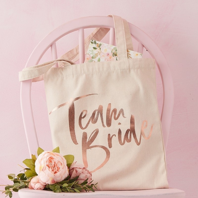 Team Bride Bag