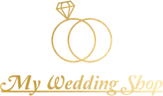 My Wedding Shop Logo