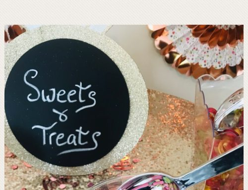 My 10 Top Tips To Create Your Wedding Sweets Table