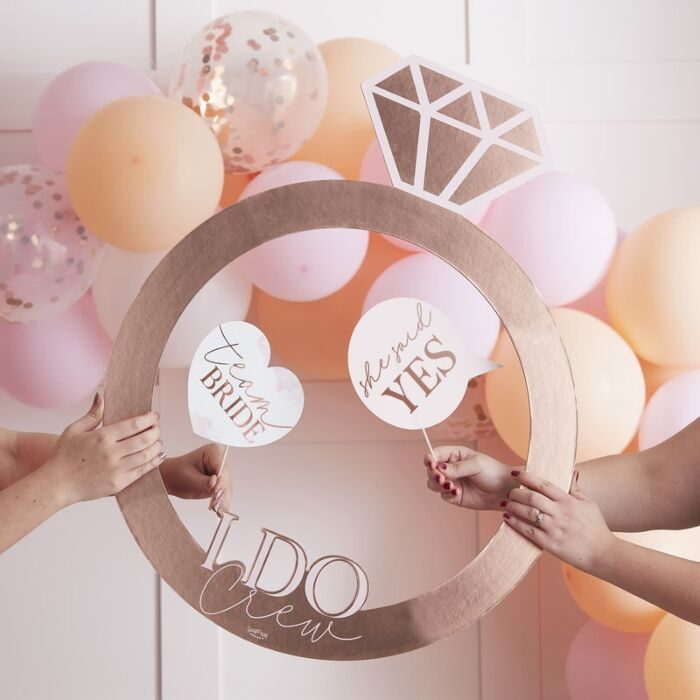 Hen Party Photo Booth Frame