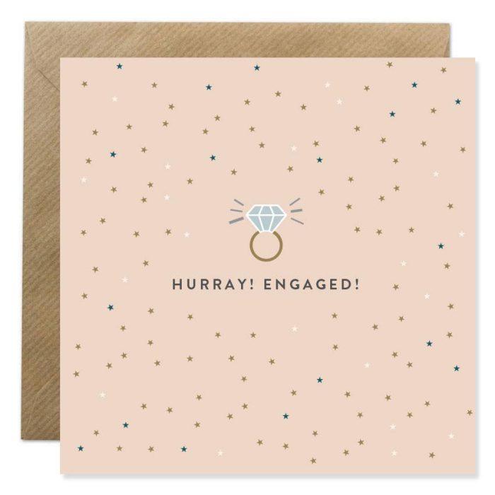 Engagement Card