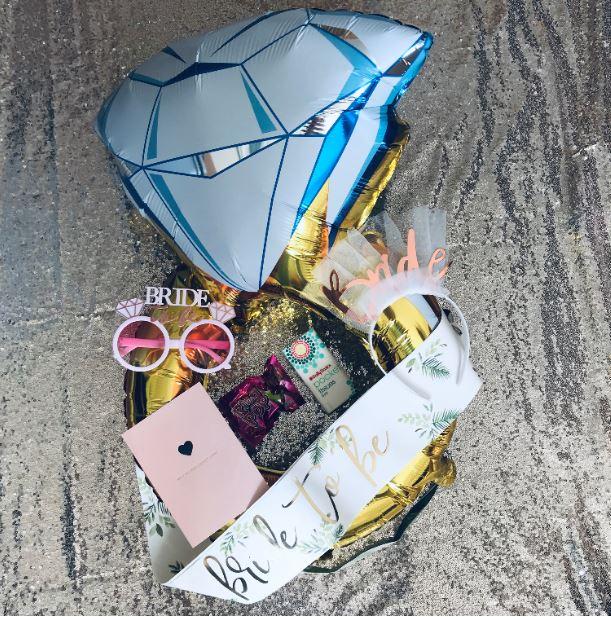 Virtual Hen Party Gift