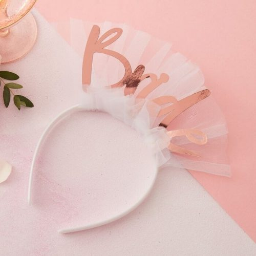 Bride Hair Band