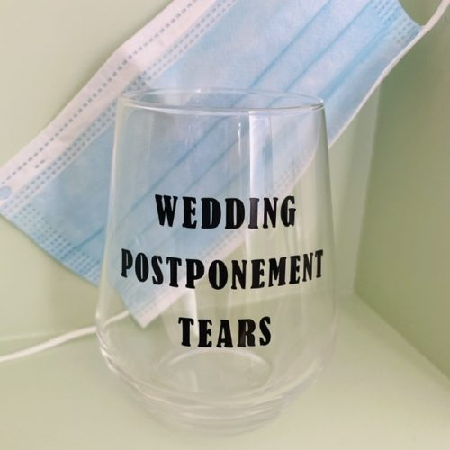 Wedding Postponement Gift