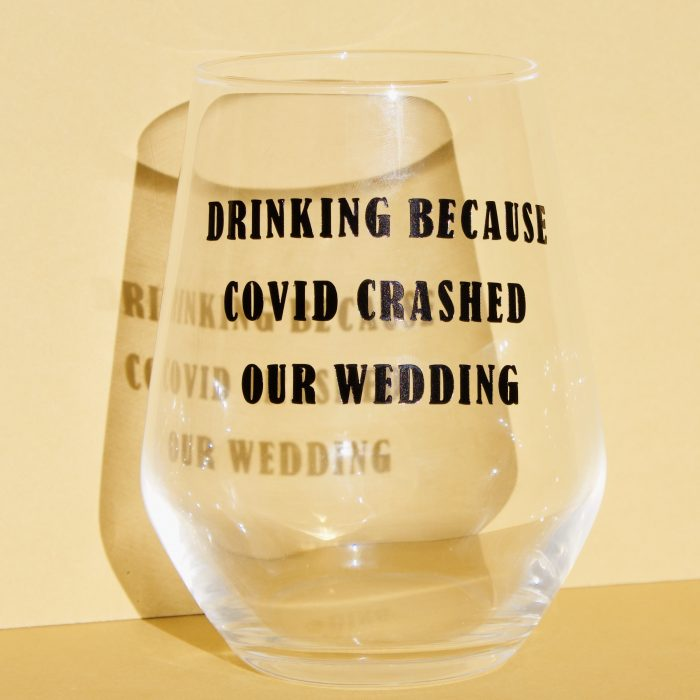 Covid Crashed Our Wedding